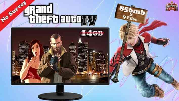 GTA 4 Download For PC Highly Compressed